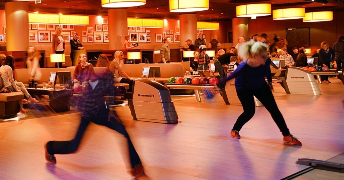 Bowling In DГјГџeldorf